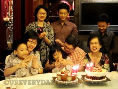 birthday leonny family