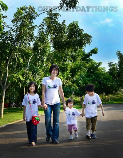 ecopark mom kids
