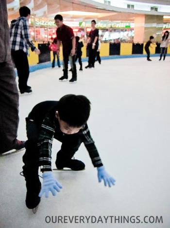 ice skating jakarta
